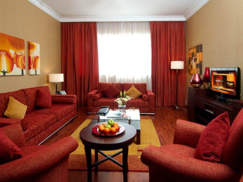 Sofa Red