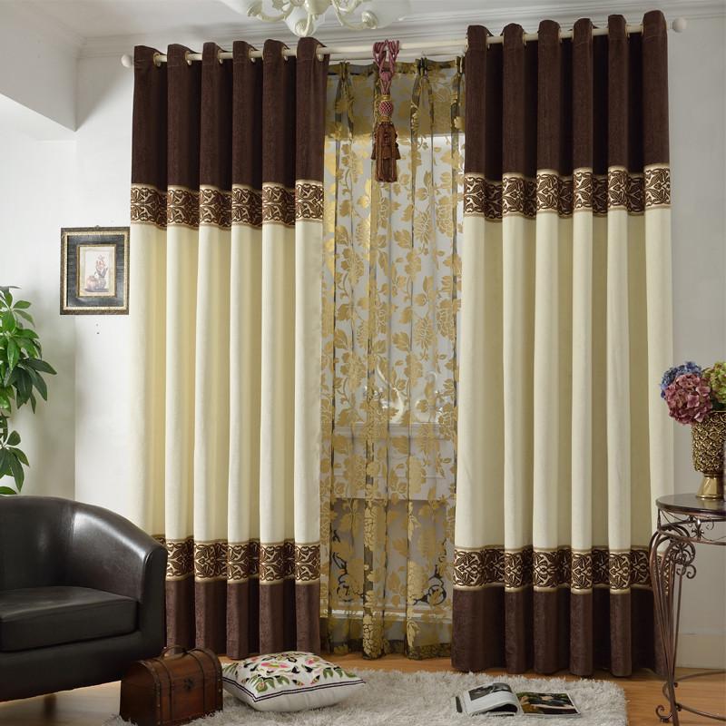 Curtain Golden