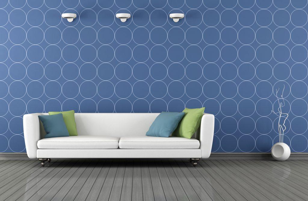 Wallpaper Blue