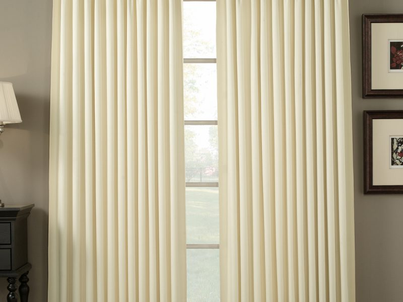 Curtains Ivory